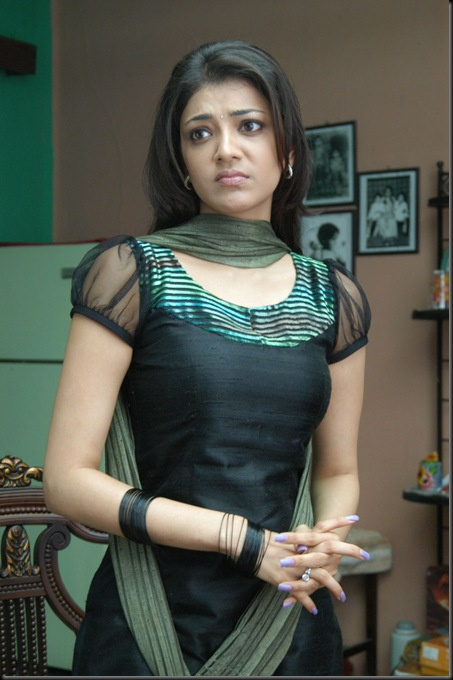 Actress Kajal Agarwal Cute Stills