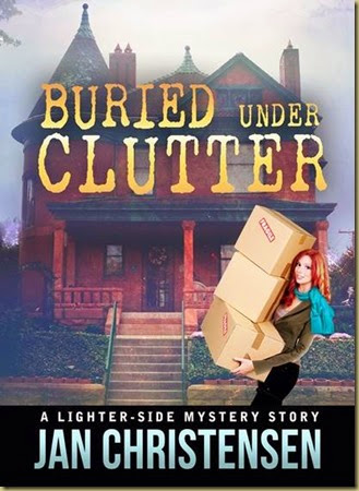 Buried Under Clutter cover