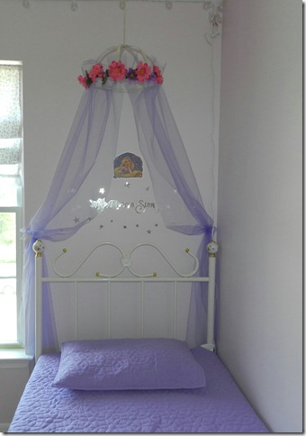 Make an Over the Bed Canopy