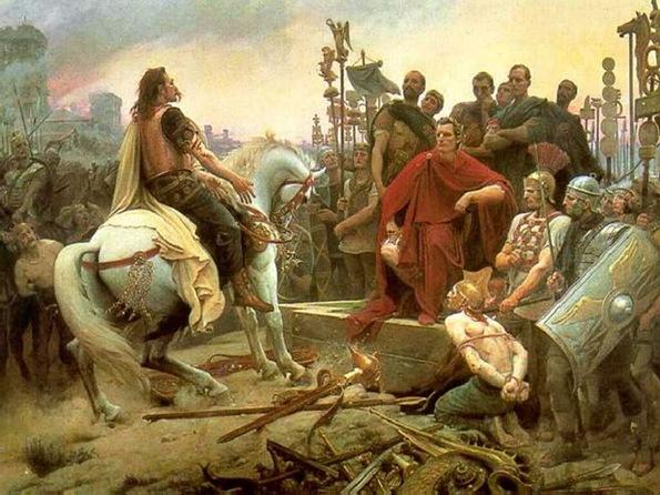Júlio César na Gália