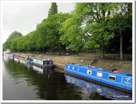 Scene's along the River Ouse.