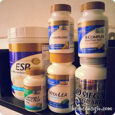 vitamin shaklee untuk ibu mengandung