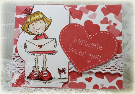 Sassy Cheryl's, Sallys Letter, Flower Soft, Recipe For Valentines