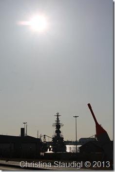 Wilhelmshaven Kriegsschiff