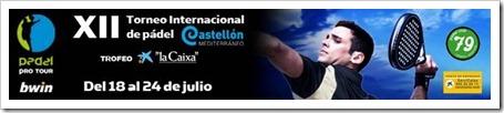 Ya están a la venta las entradas para el Bwin PPT Ciudad de Alicante en Benicassim 2011.