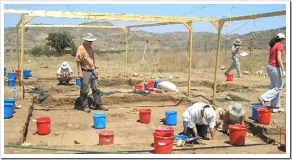 Trent University archaeology