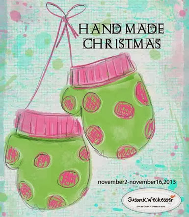 Hand Made Christmas with dates