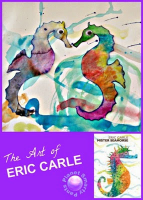 The-art-of-Eric-Carle
