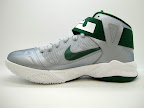 nike zoom soldier 6 tb grey green 1 03 4 x Nike Zoom Soldier VI Team Bank: Black, Navy, Green &amp; Red