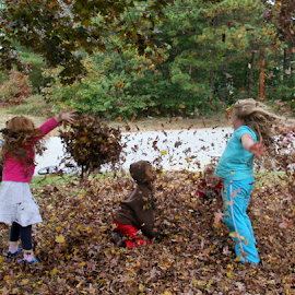 Fall Fun.... by Susanne Carlton - Babies & Children Children Candids (  )