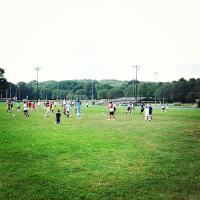 サッカーキャンプ