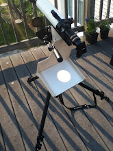 Transit of Venus 2012 001
