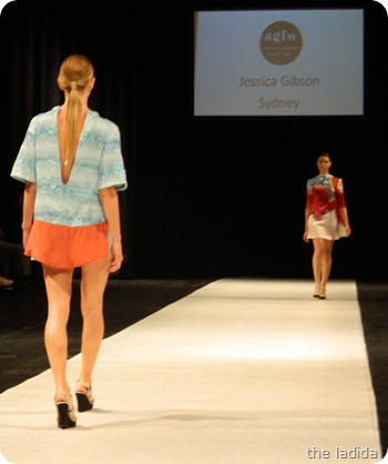 Jessica Gibson  - AGFW Fashion Show 2012 (7)