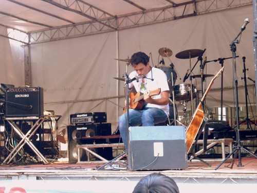 Domando a viola (Rock in Far 2011)