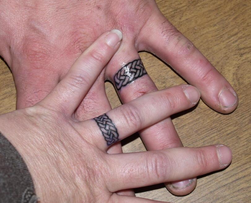 Tattoo Wedding Ring Ideas 23 Best link