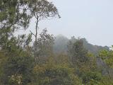 Nearing the tiny summit of Kerenceng (Daniel Quinn, October 2012)