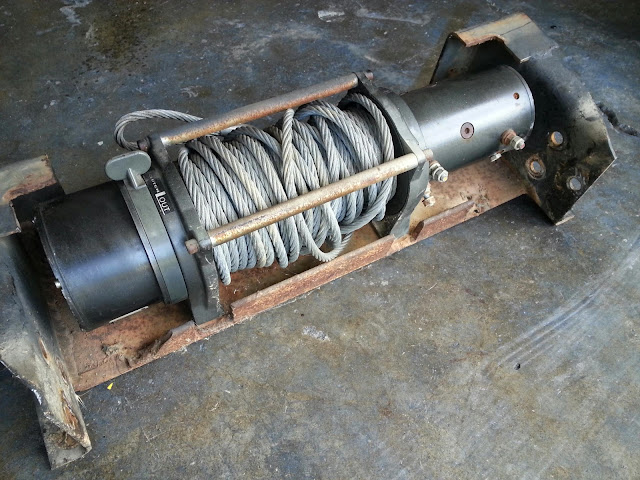 Humvee Front Axle : My version of a hmmwv page ford bronco forum