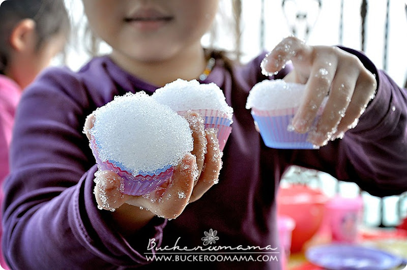 Snow-muffins