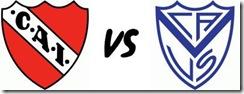 independiente vs Vélez Sarsfield canli izle