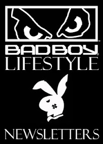 Cover of Badboy Lifestyle's Book Newsletter Vol 1