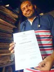 1 - Pegava livros no lixo - ex-catador de Brasília conta como virou médico 5