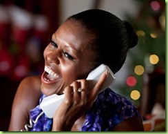 michelle-obama-phone-laughing