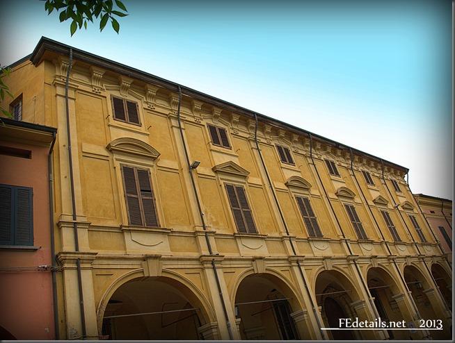 Palazzo Scarselli, Cento, Ferrara, Italy