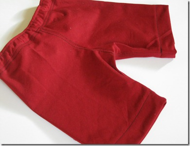 boys' fire truck shorts. DIY (29)