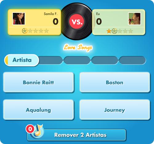 Qual é o artista?