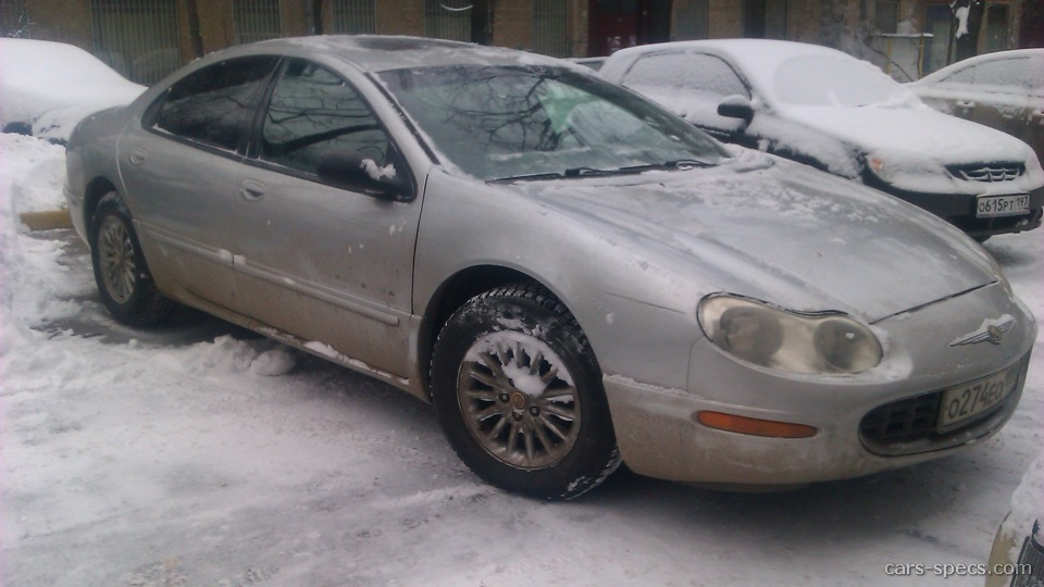 1999 chrysler concorde sedan specifications pictures prices. Cars Review. Best American Auto & Cars Review