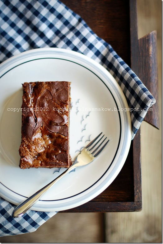 brownie -David Lebovitz