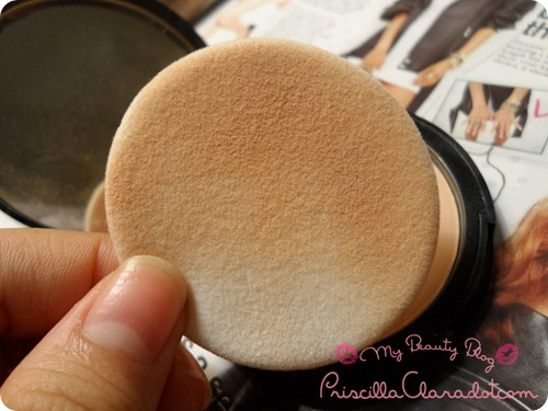 Bourjois Compact Powder Review Priscilla 4