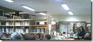 feira do livro alunos leem EE