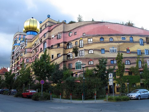 09. Bosque Spiral Building (Darmstadt, Alemania)
