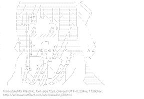 [AA]Tsuruma Konoe (Kono Naka ni Hitori Imoto ga Iru!)