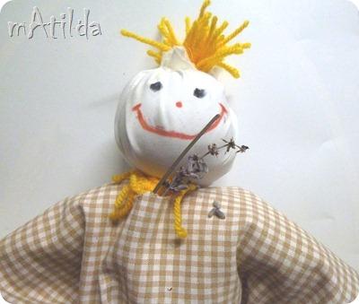 scarecrow  testa