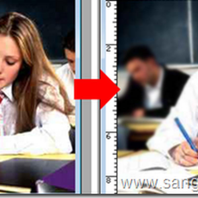 Cara Mengaburkan Gambar dengan Photoshop