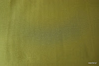 """Tkanina ognioodporna typu """"tafta"""". Na zasłony, poduszki, narzuty, dekoracje. Zielona."""
