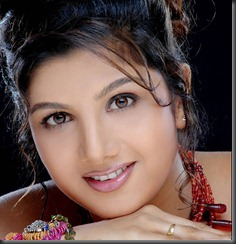 rambha close up