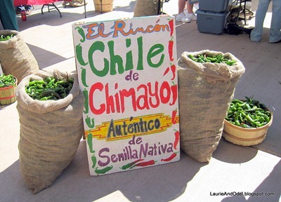 Market Chiles