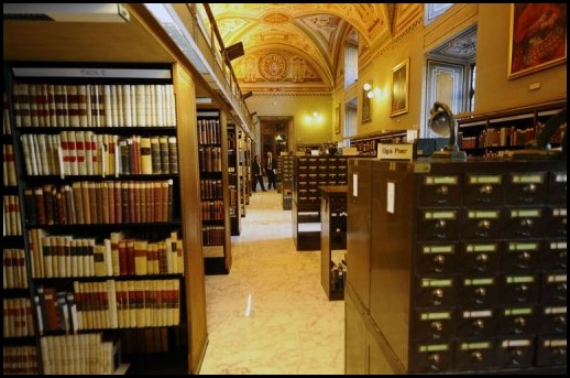 Bibliothèque du Vatican, citée du Vatican-2