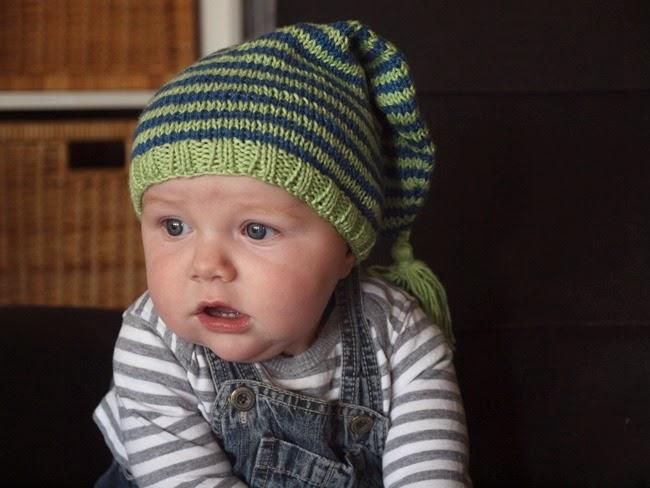 virtù - ace uber cute wears his hat