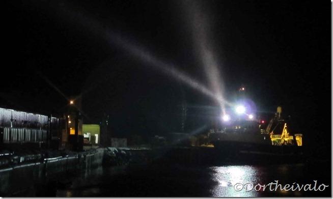 trawleriregnvejr