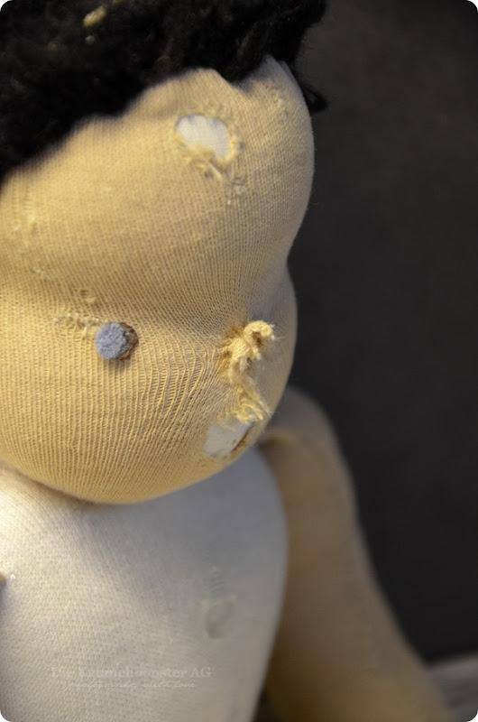 Julchen - meine allererste Puppe (2)