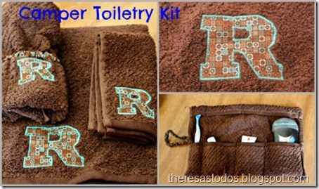 Camper Toiletry Kit