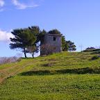 Casello della forestale (foto Enzo Salvaggio)