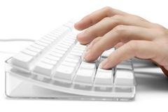 menari diatas keyboard