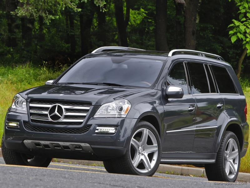 2007 mercedes benz gl class suv specifications pictures for Mercedes benz 2010 suv