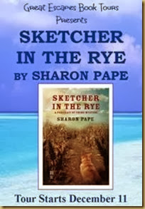 great escape tour banner small SKETCHER IN THE RYE