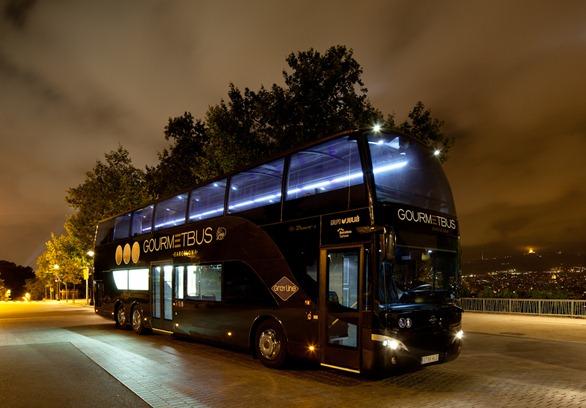 Gourmet Bus Barcelona